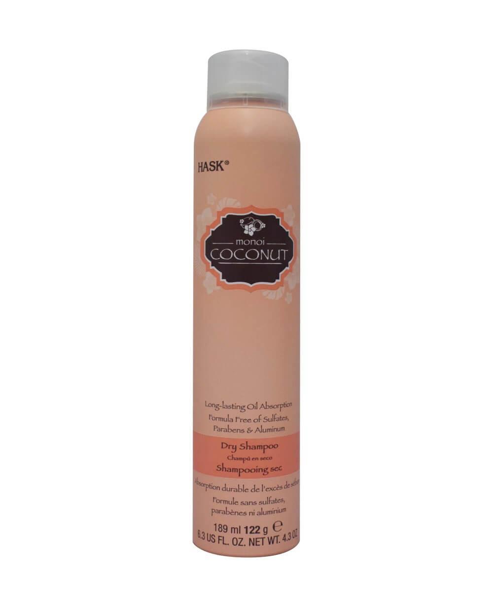 Hask Coconut Dry Shampoo 122g