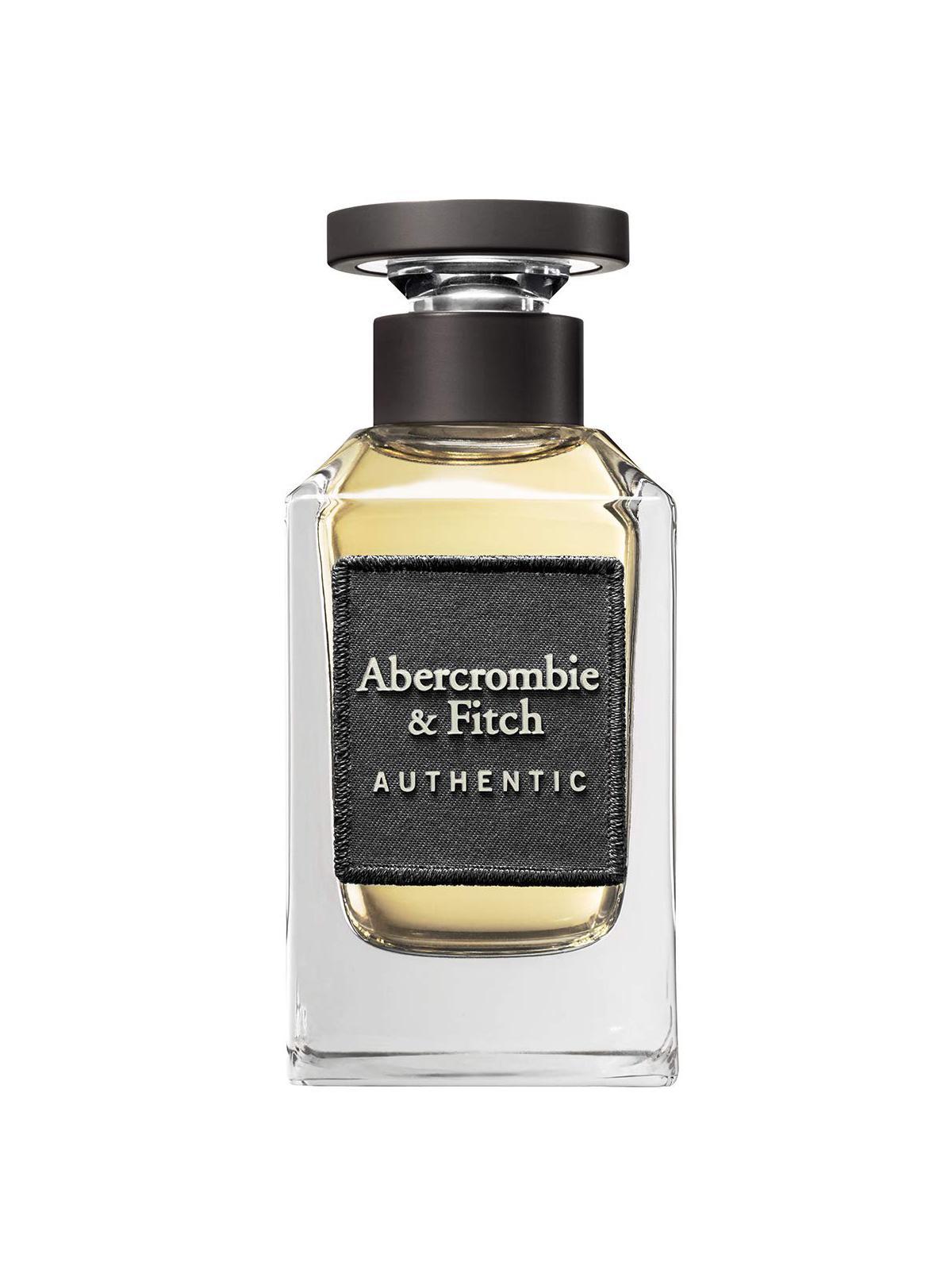 Abercrombie & Fitch Authentic Man Homme Eau De Toilette 100ML
