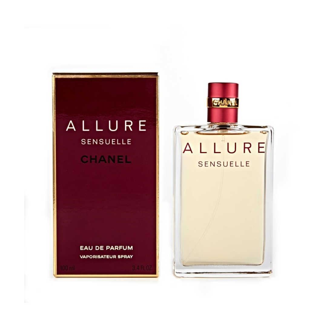 Chanel Allure Sensuelle For Women Eau De Parfum