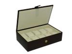 Laveri Genuine Leather Designer New Collection 10 Watch Case And Jewellery Box