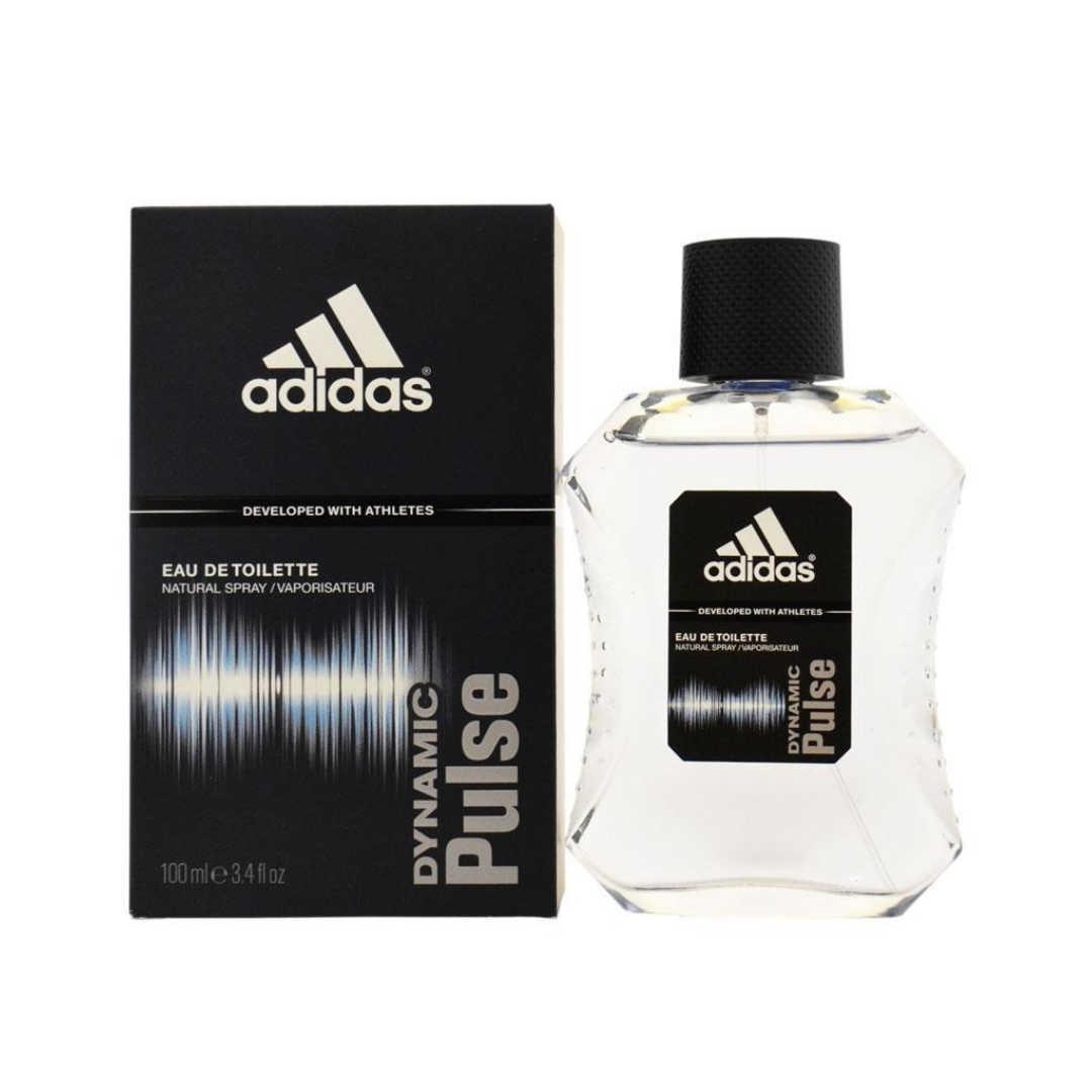 Adidas Dynamic Pulse For Men Eau De Toilette  100ML