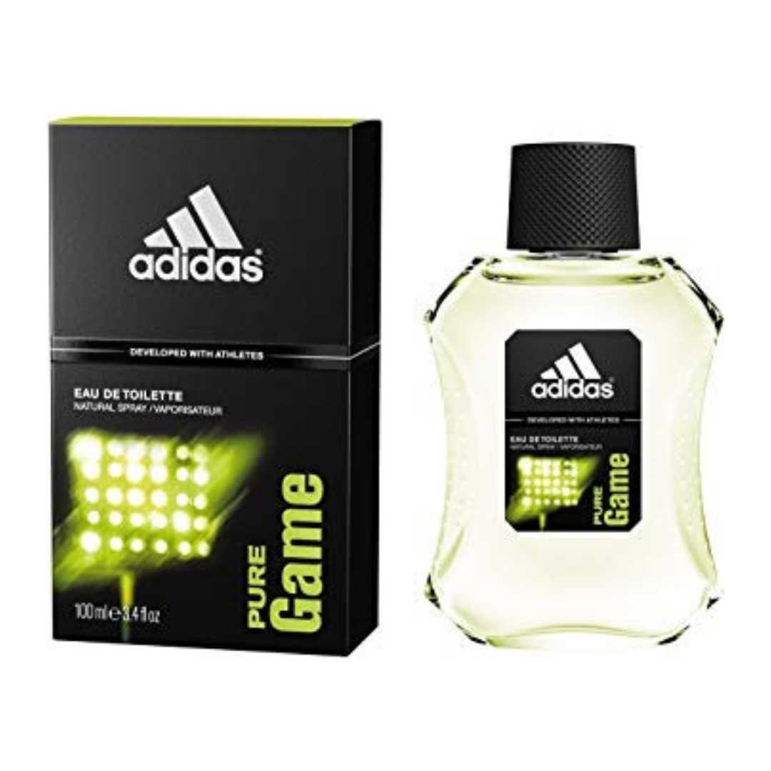 Adidas Pure Game For Men Eau De Toilette  100ML