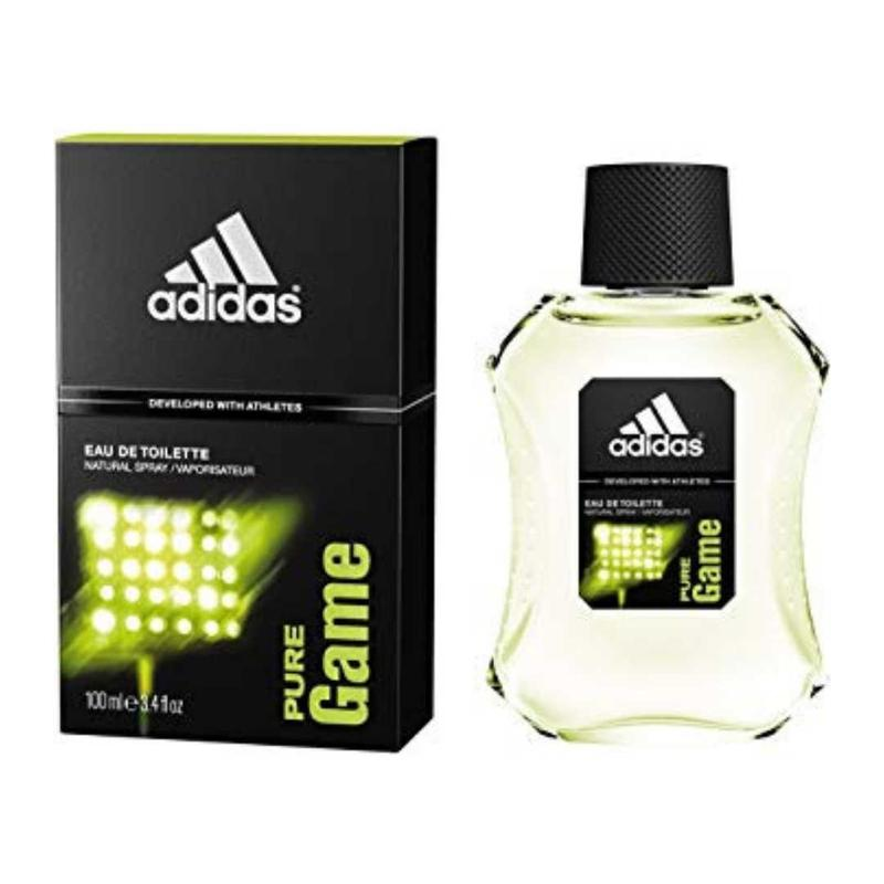 pico Ondular Adviento  Adidas Pure Game For Men Eau De Toilette 100ML