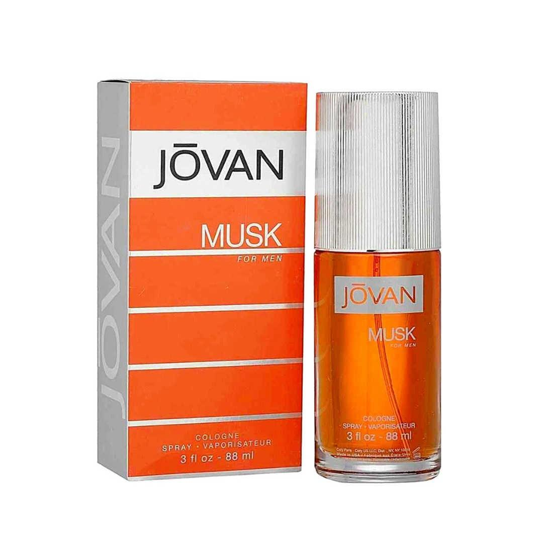 Jovan Musk For Men Eau De Cologne 88ML