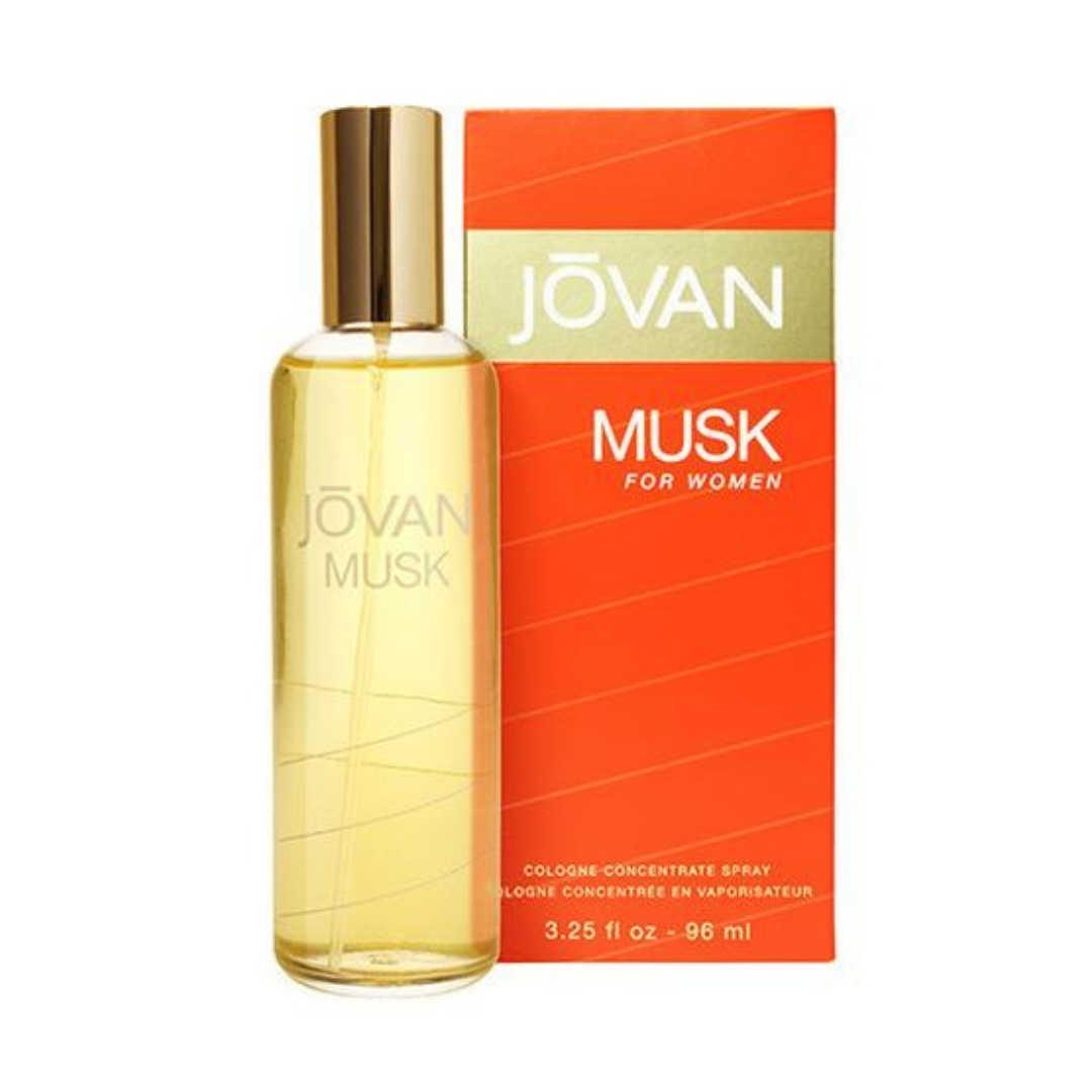 Jovan Musk For Woman Eau De Cologne 96ML