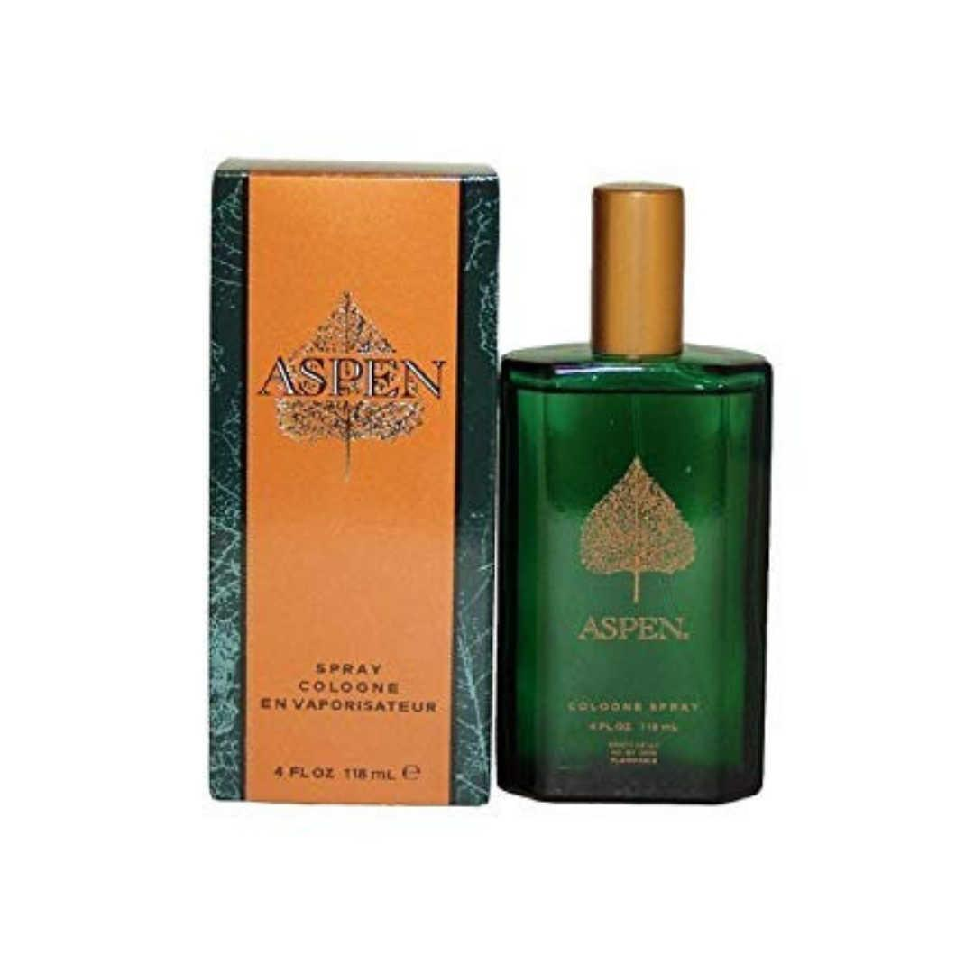 Aspen Cologne For Men 118ML