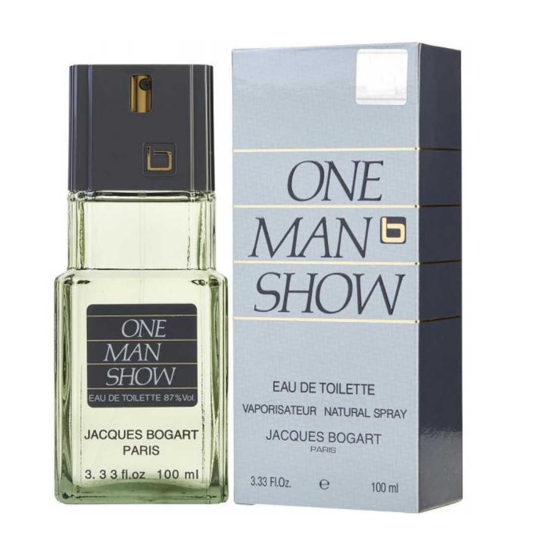 Jacques Bogart One Man Show For Men Eau De Toilette 100ML