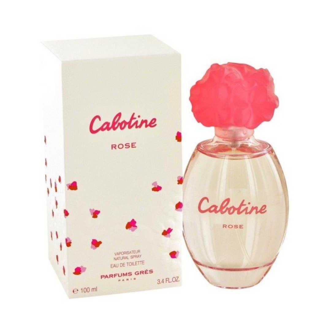 Gres Cabotine Rose For Women Eau De Toilette 100ML