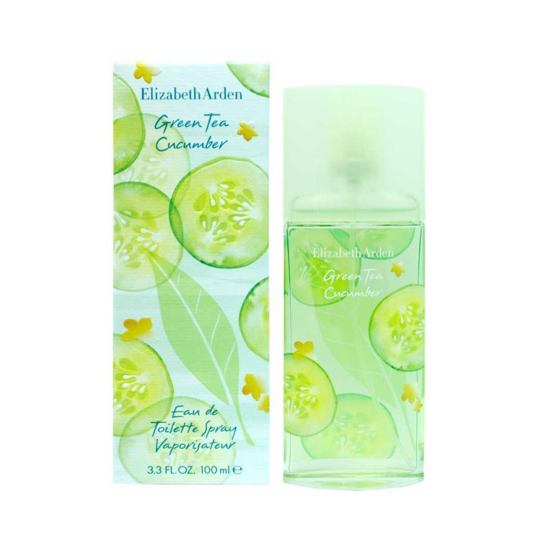 Elizabeth Arden Green Tea CucumberFor Women Eau De Toilette 100ML