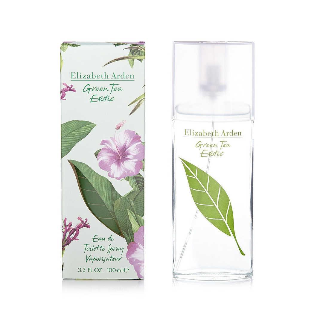 Elizabeth Arden Green Tea Exotic For Women Eau De Toilette 100ML