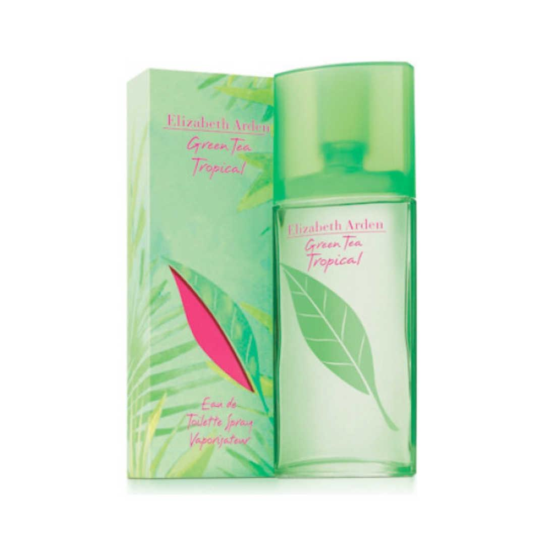 Elizabeth Arden Green Tea Tropical For Women Eau De Toilette 100ML