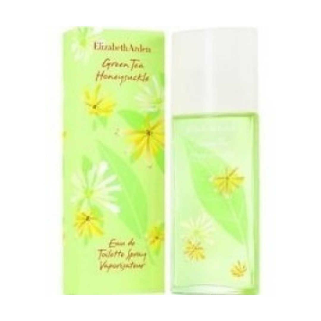 Elizabeth Arden Green Tea Honeysuckle For Women Eau De Toilette 100ML