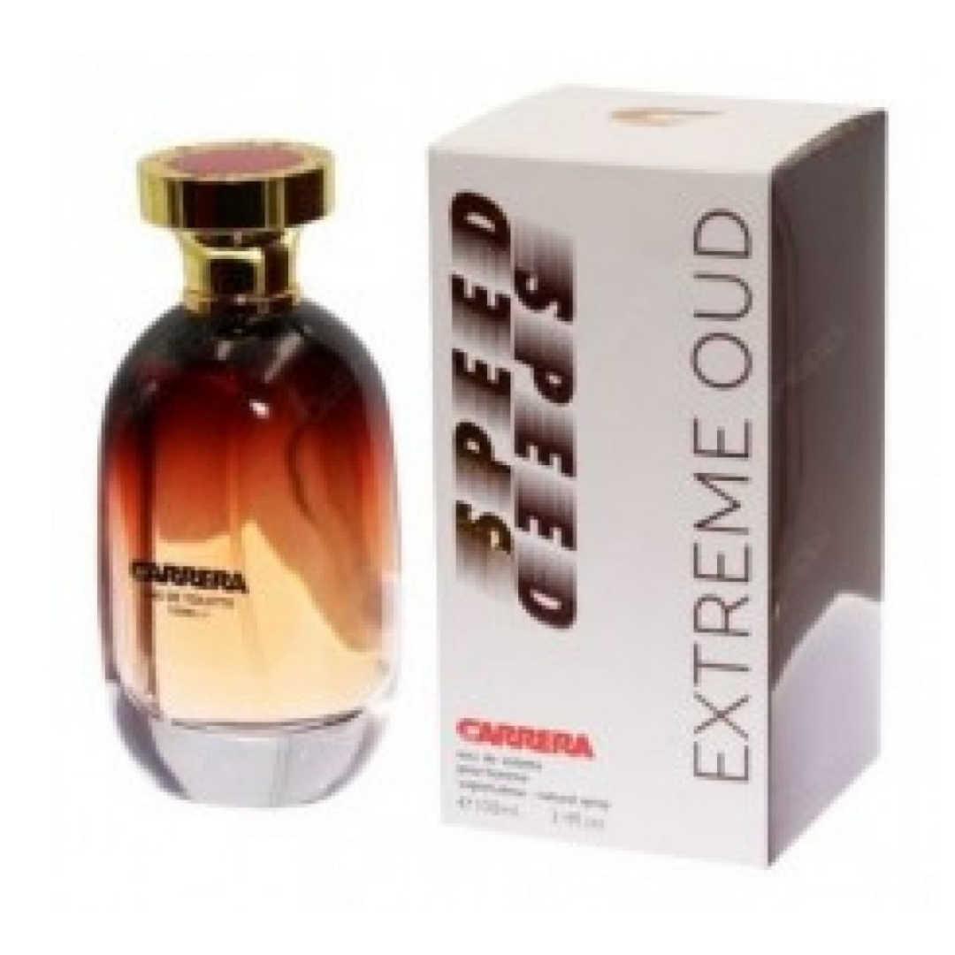 Carrera Speed Extreme Oud For Men Eau De Toilette T 100ML