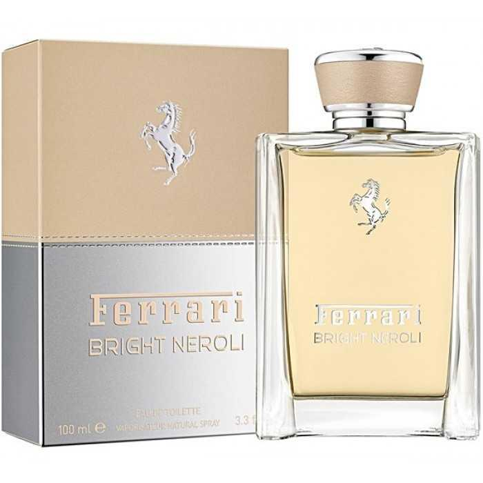 Ferrari Bright Neroli Eau De Toilette 100ML