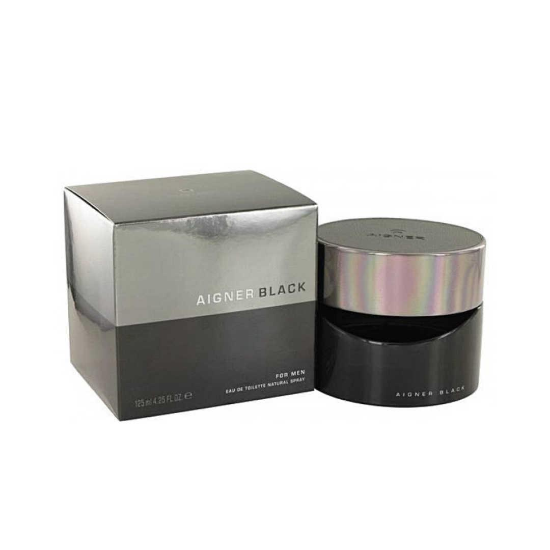 Aigner Black For Men Eau De Toilette