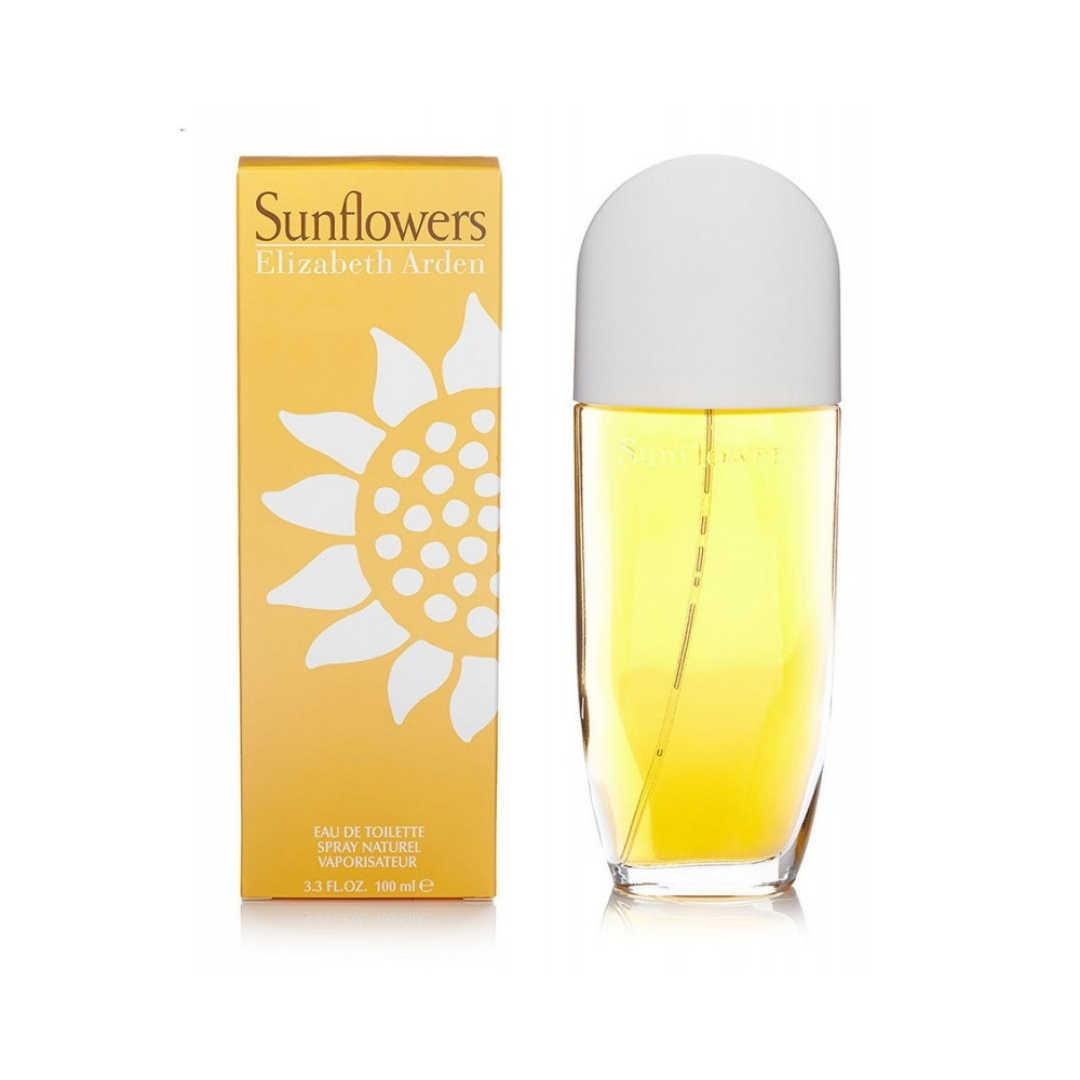Elizabeth Arden Sunflowers For Women Eau De Toilette 100ML