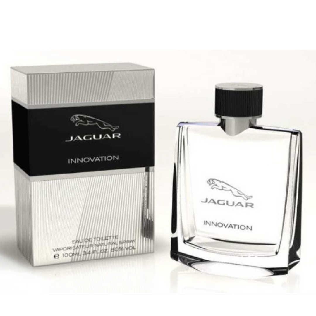 Jaguar Innovation For Men Eau De Toilette  100ML