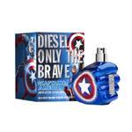 Diesel Only The Brave Captain America L/E For Men Eau De Toilette  75ML