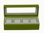 Laveri Faux Leather Designer New Collection 04 Watch Case