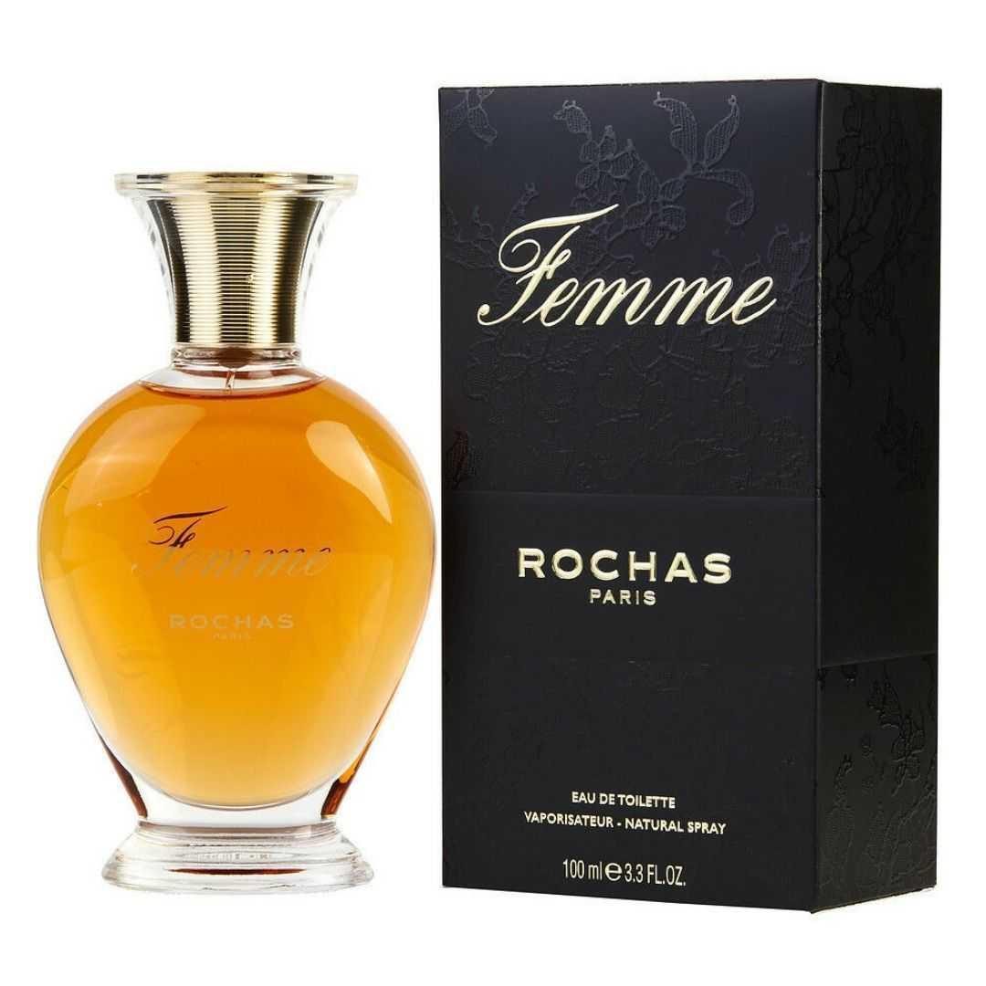 Rochas Femme Eau De Toilette 100ML