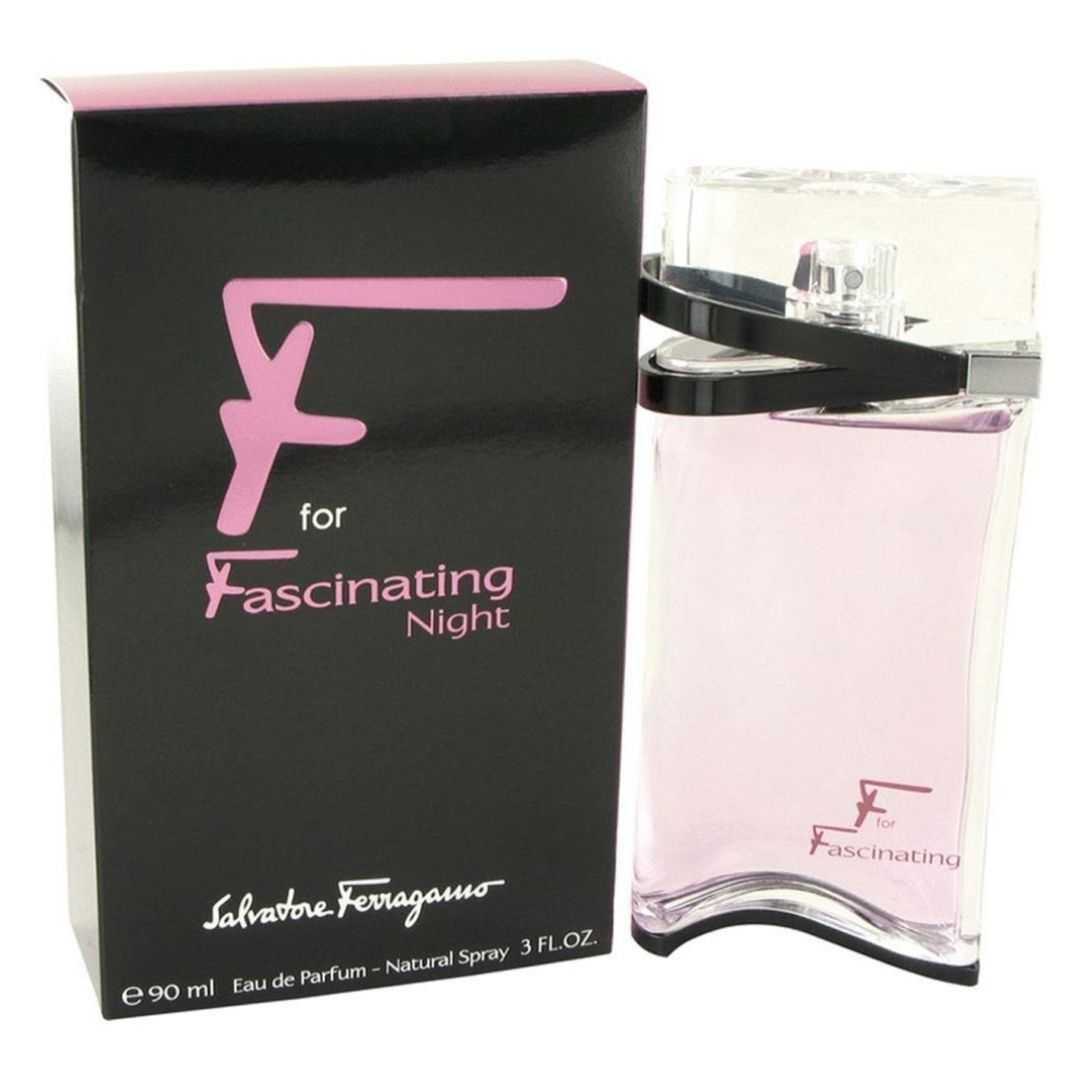Salvatore Ferragamo F For Fascinating Night For Women Eau De Parfum 90ML