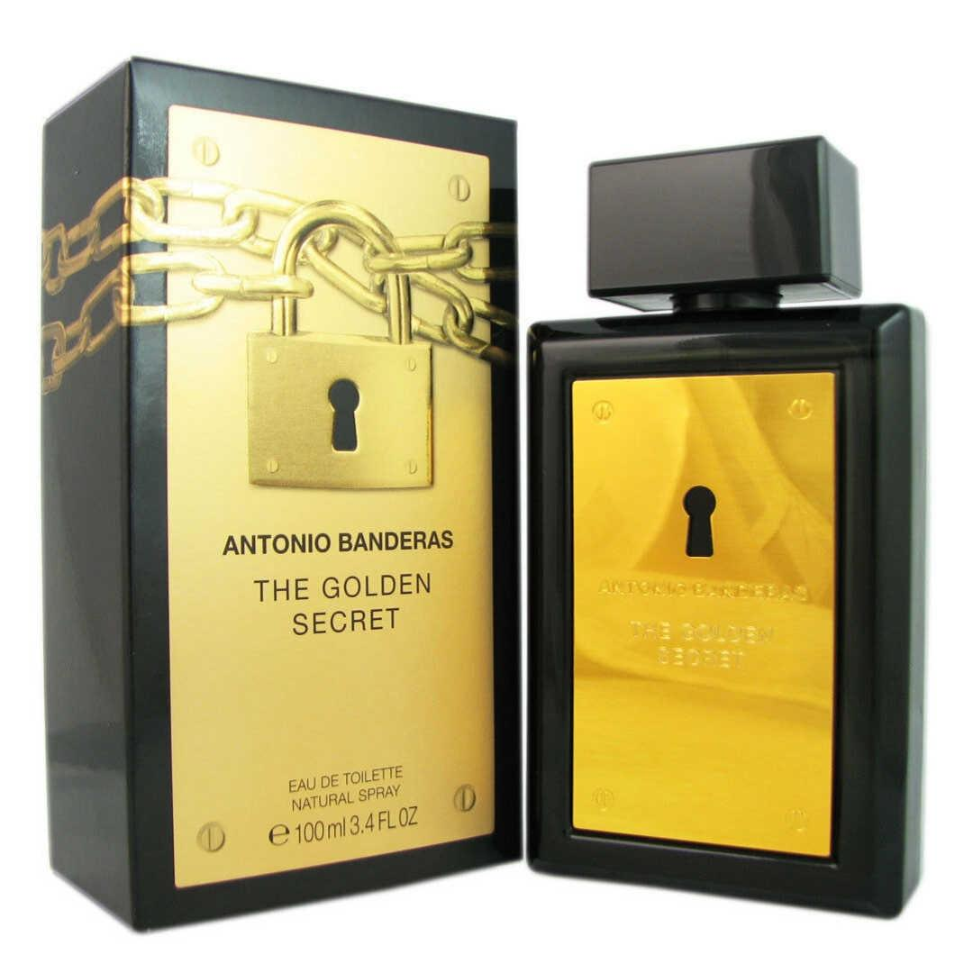 A/B The Golden Secret For Men Eau De Toilette 100ML