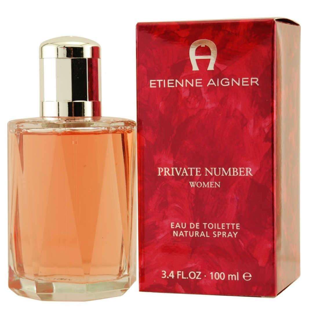 Aigner Private Number For Women Eau De Toilette 100ML