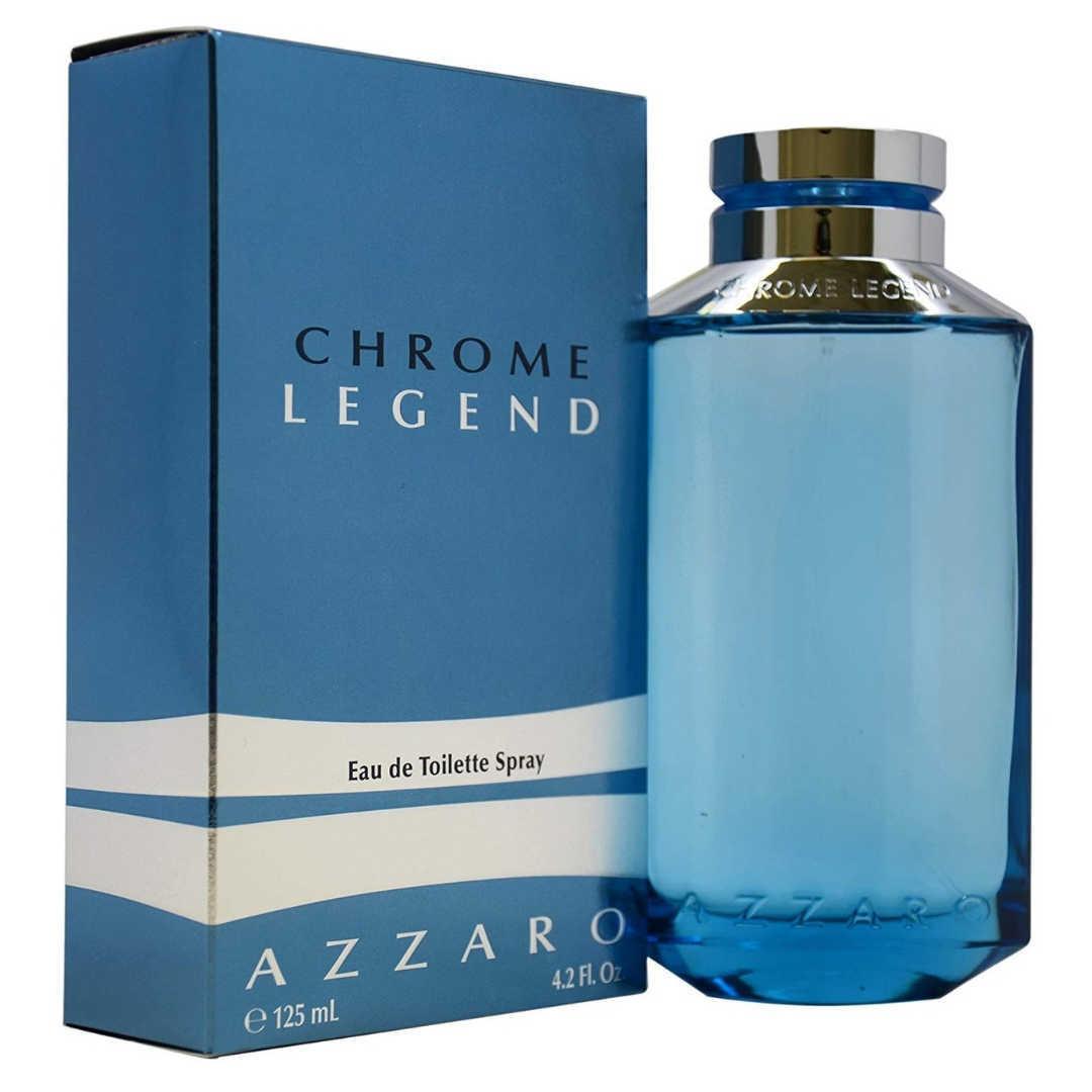 Azzaro Chrome Legend For Men Eau De Toilette