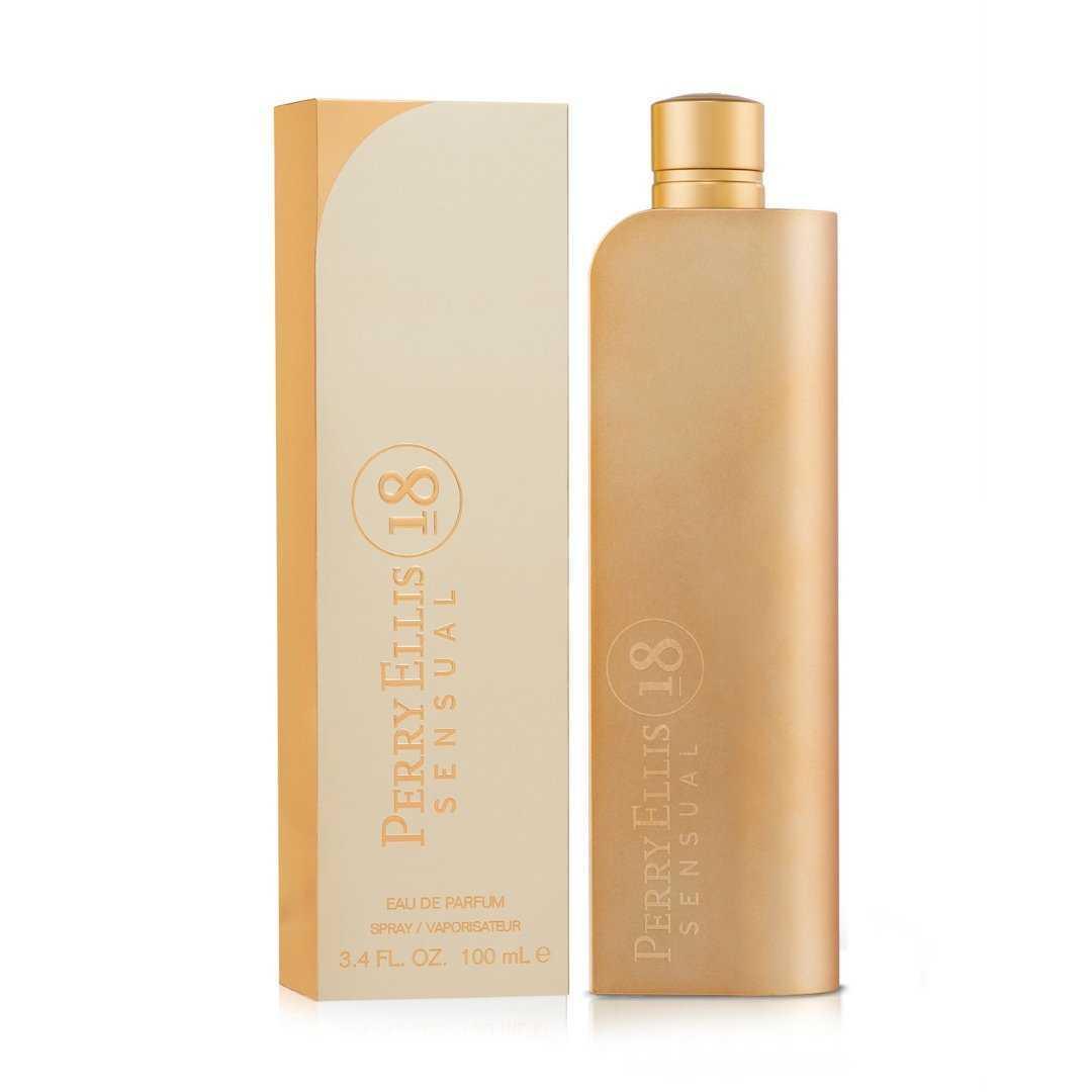 Perry Ellis 18 Sensual Eau De Parfum 100ML