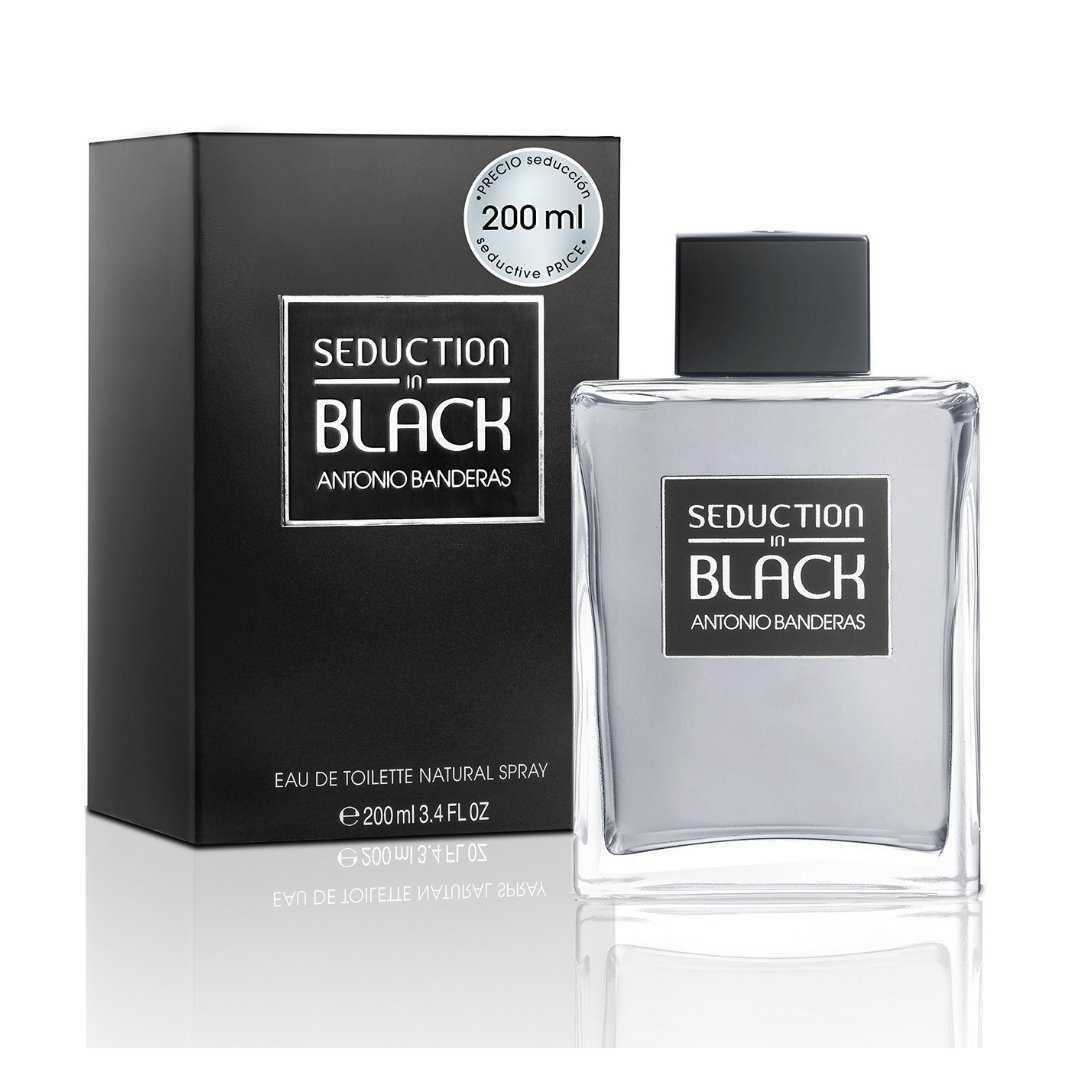 A/B Black Seduction For Men Eau De Toilette