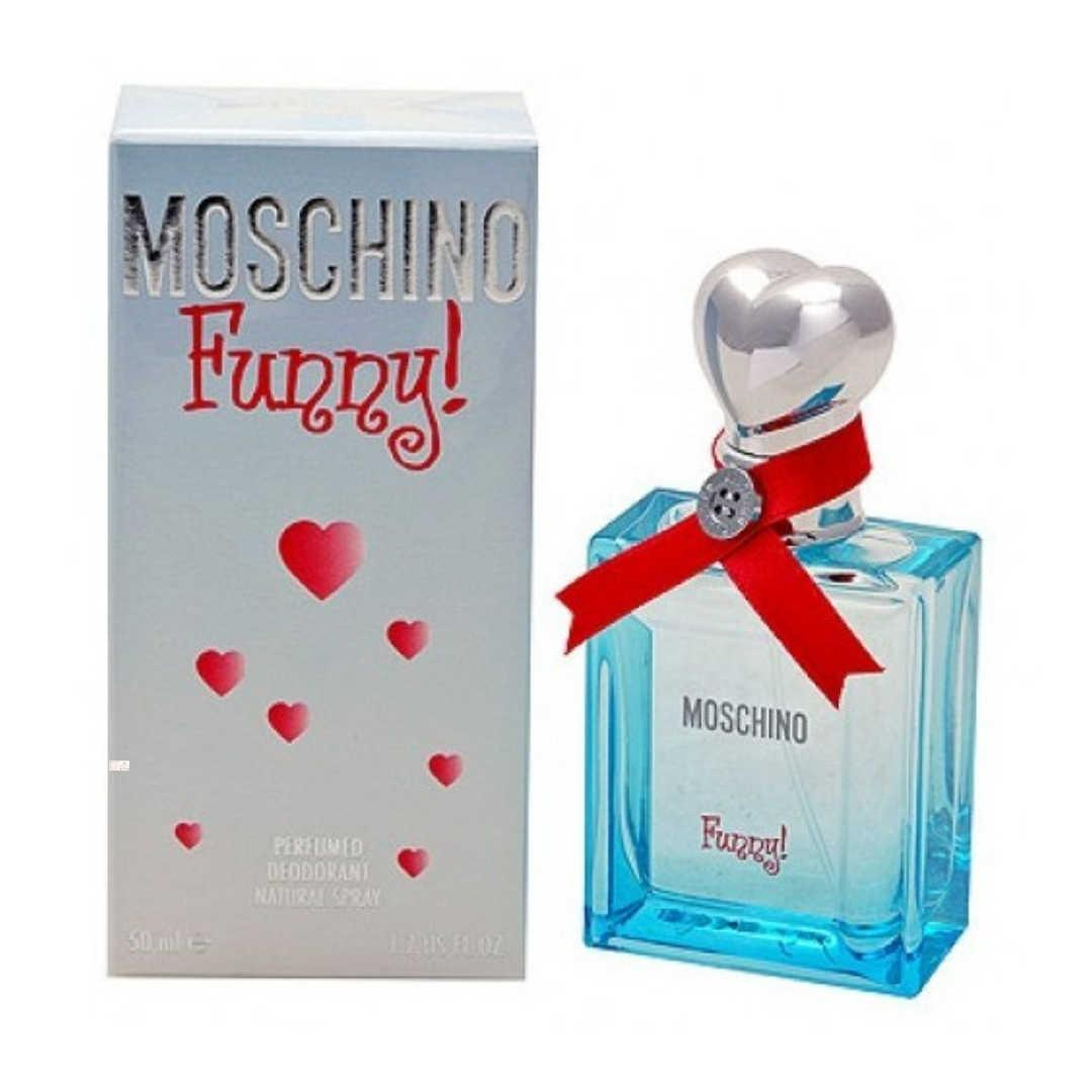 Moschino Funny For Women Eau De Toilette