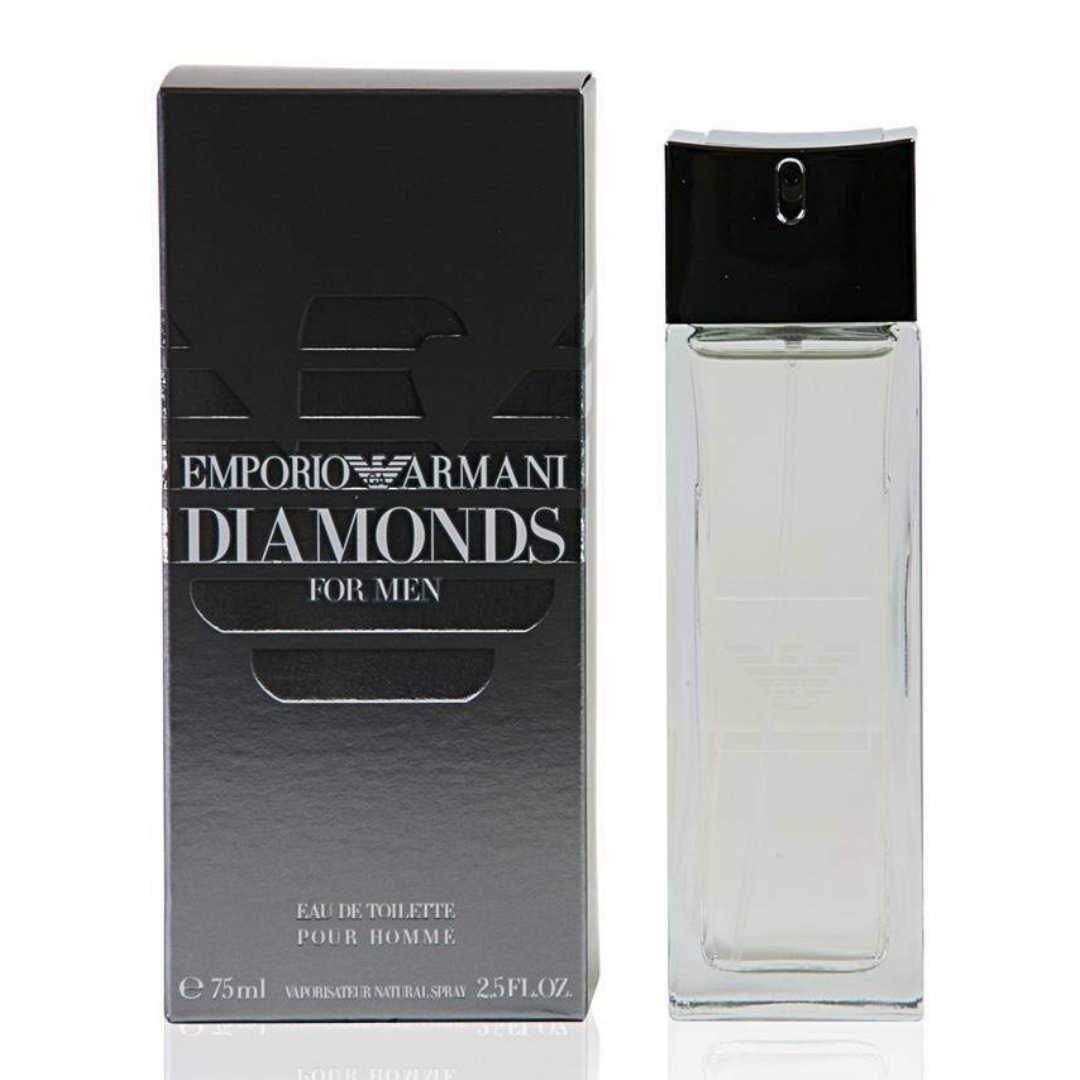 Armani Diamonds For Men Eau De Toilette