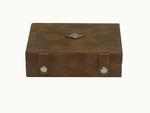 Laveri Faux Leather Designer New Collection Ring And Cufflink Box
