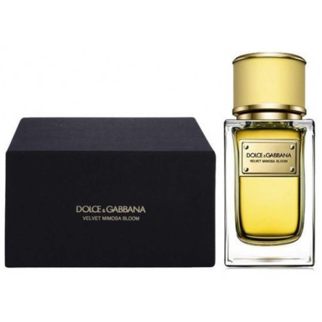 Dolce&Gabbana Velvet Mimosa Bloom For Unisex Eau De Parfum