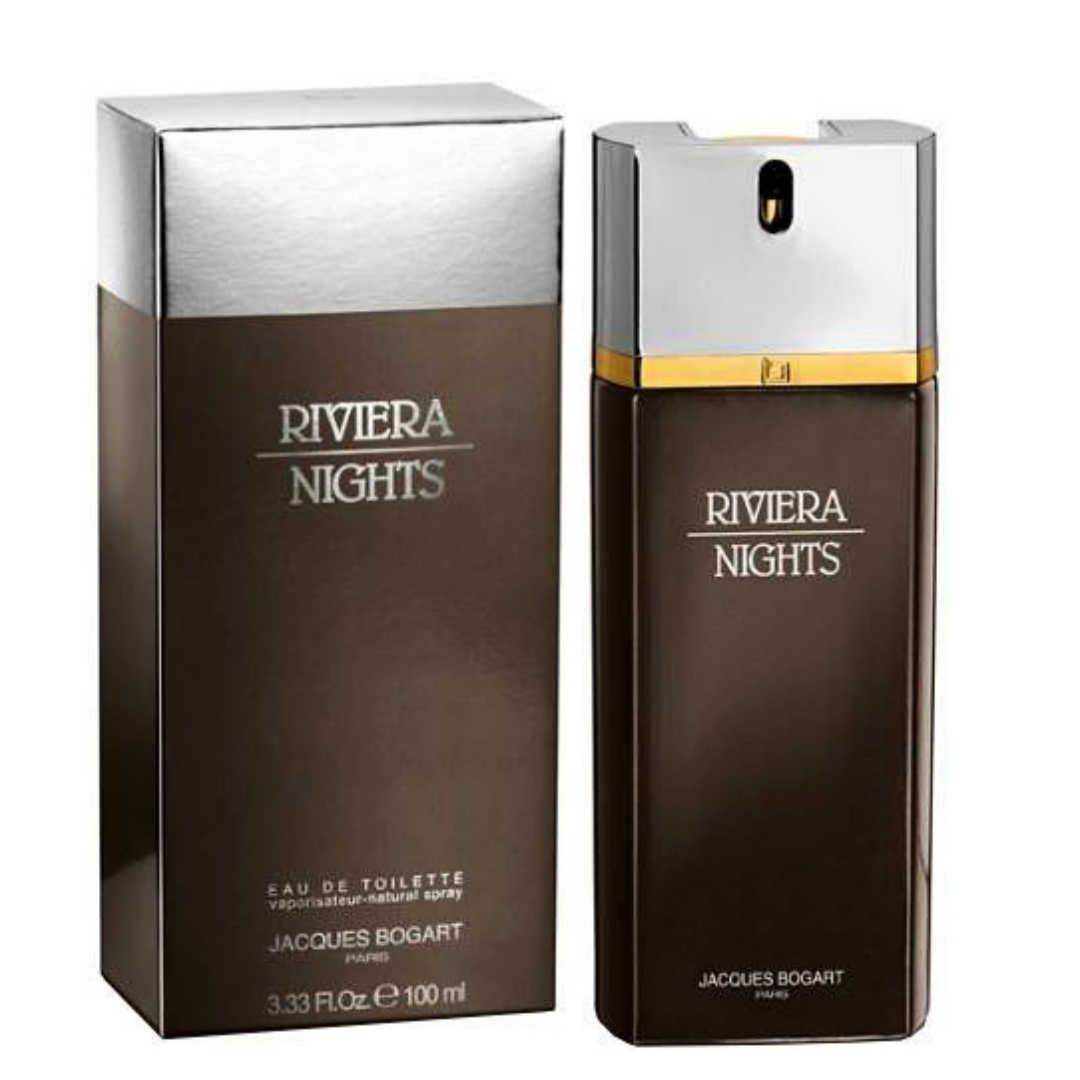 Jacques Bogart Riviera Nights For Men Eau De Toilette 100ML