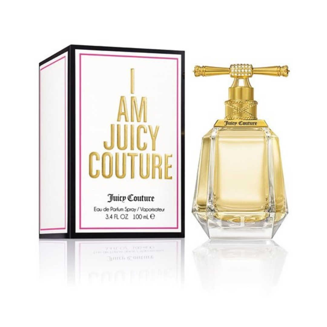 Juicy Couture I Am Juicy Couture For Women Eau De Parfum 100ML