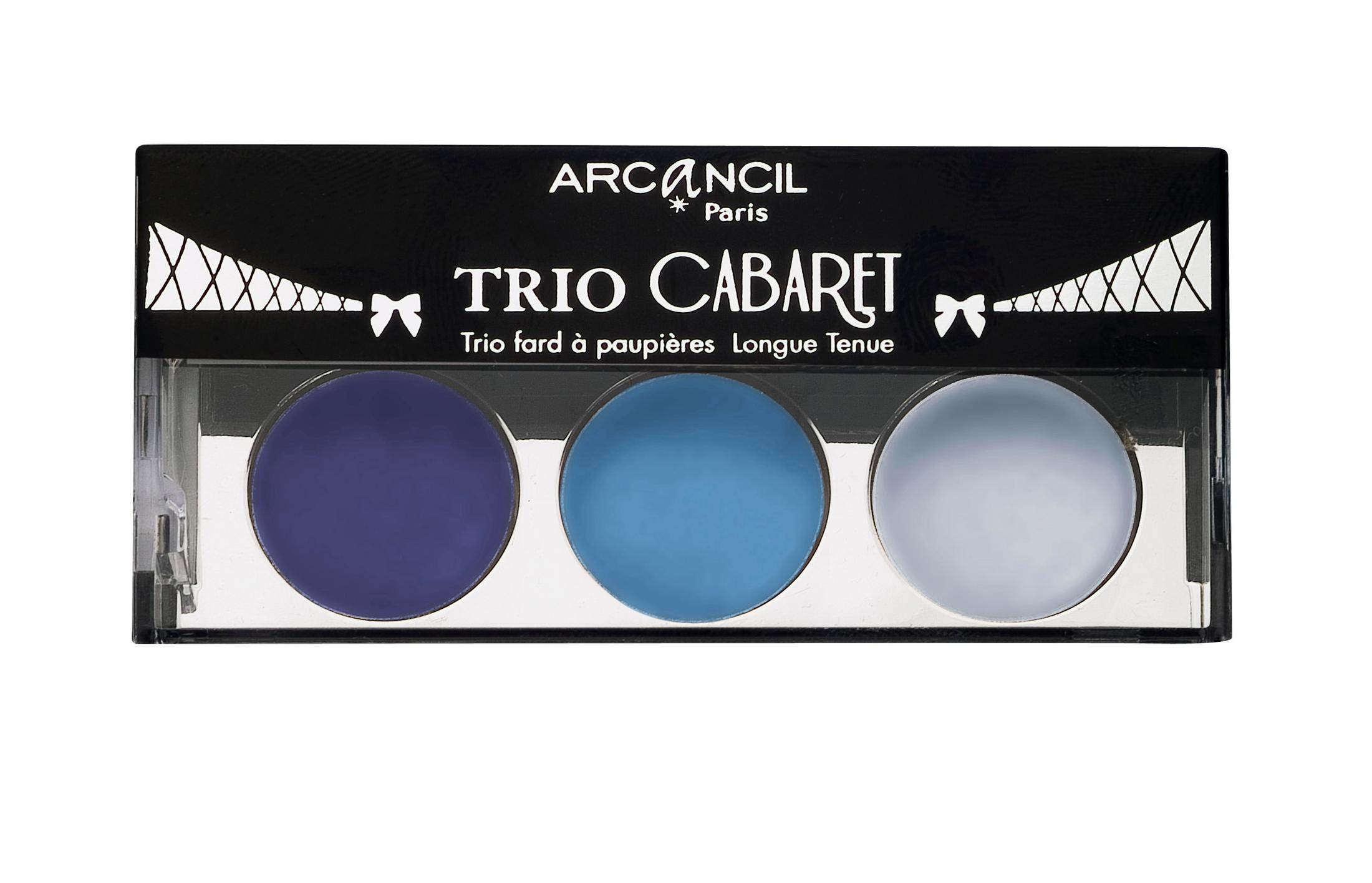Arcancil Trio Cabaret Bleu Gauloise No.04