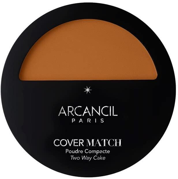 Arcancil Cover Match Two Way Cake Acajou No:775