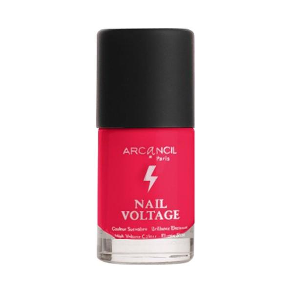 Arcancil Nail Voltage Outrageous Pink