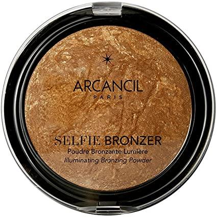 Arcancil Selfie Bronzer Gold Glow No:01