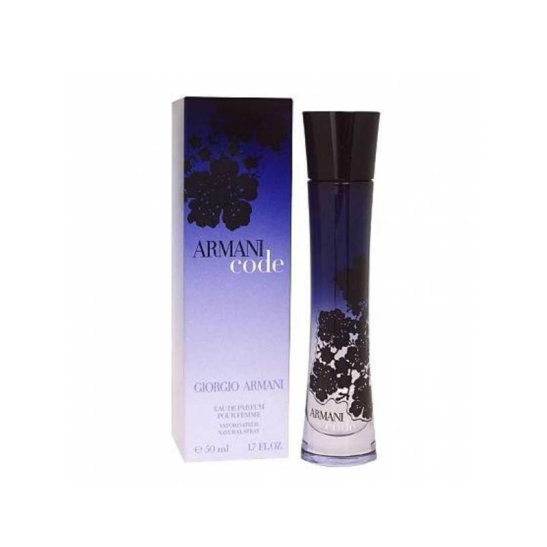 Armani Code For Women Eau De Parfum