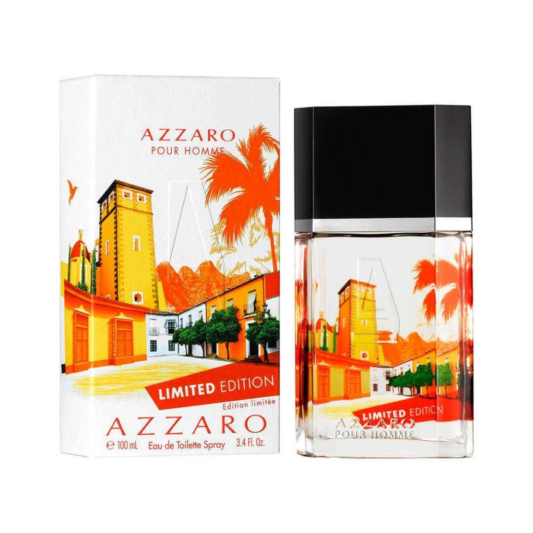 Azzaro Pour Homme L/Edition For Men Eau De Toilette