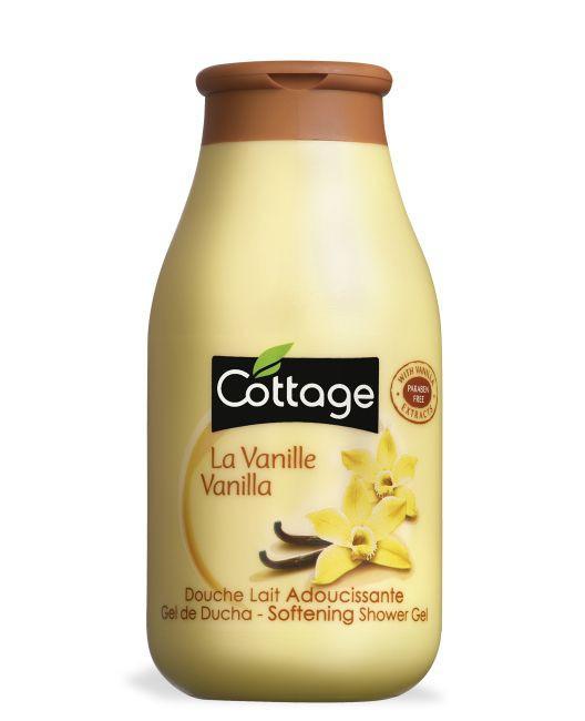 Cottage Shower Gel Vanilla 250Ml