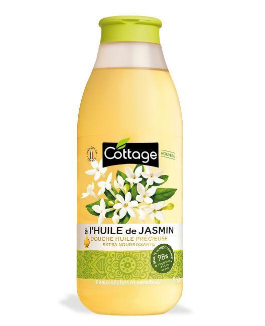 Cottage Shower Oil Jasmine 560Ml