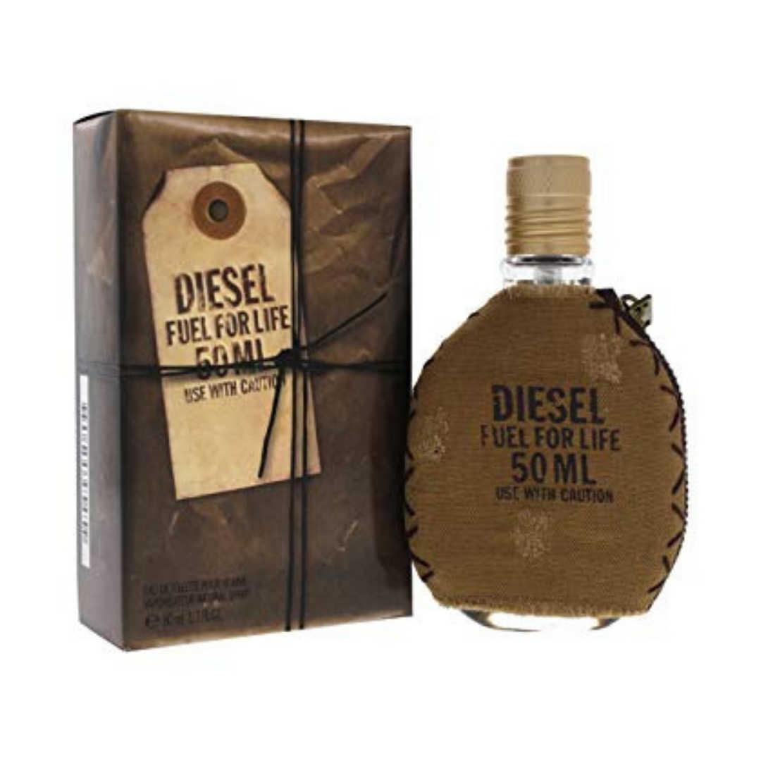 Diesel Fuel For Life For Men Eau De Toilette