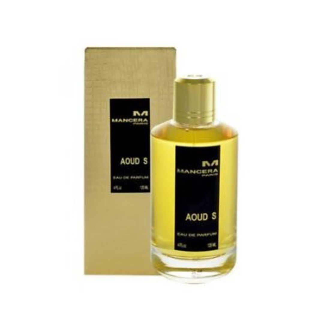 Mancera Aoud S For Unisex Eau De Parfum 120ML