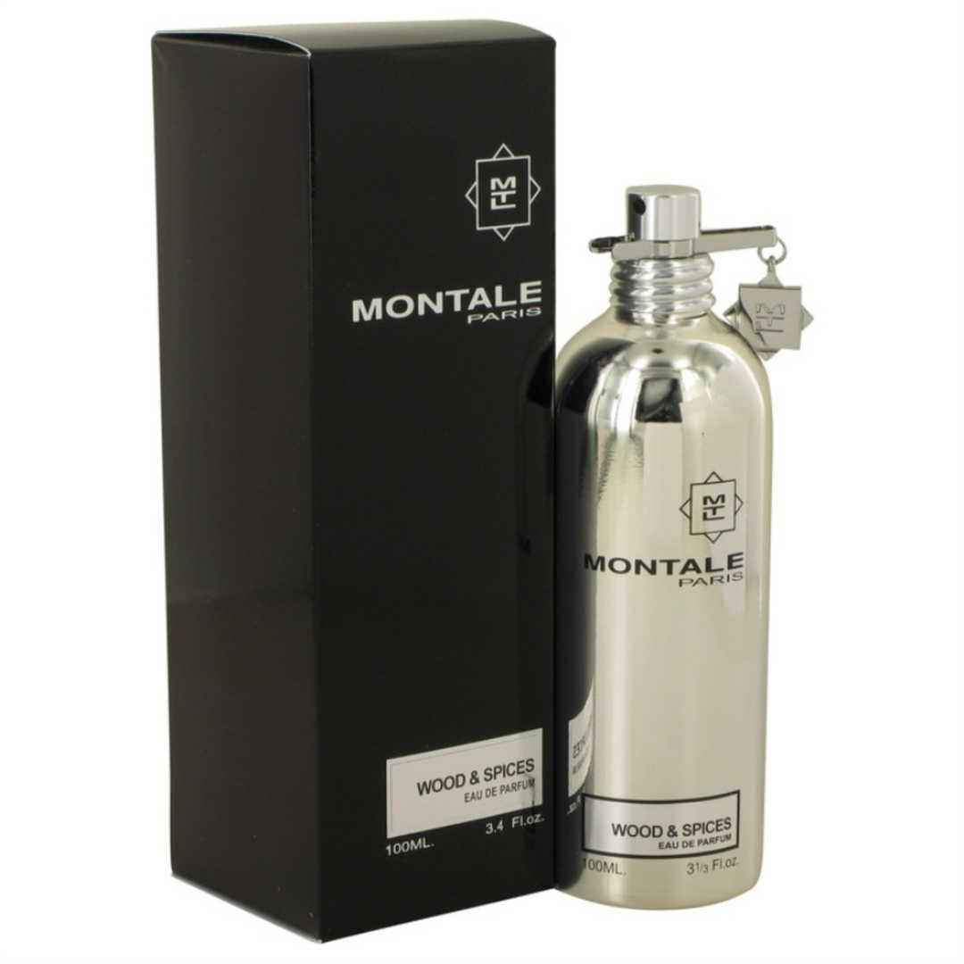 Montale Wood & Spices For Unisex Eau De Parfum 100ML