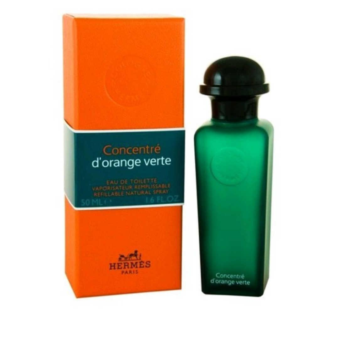 "Hermes Concentre d""Orange Verte For Men Eau De Toilette 100ML"