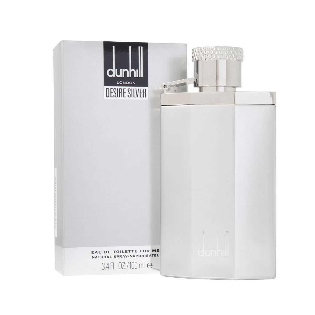 Dunhill Desire Silver For Men Eau De Toilette