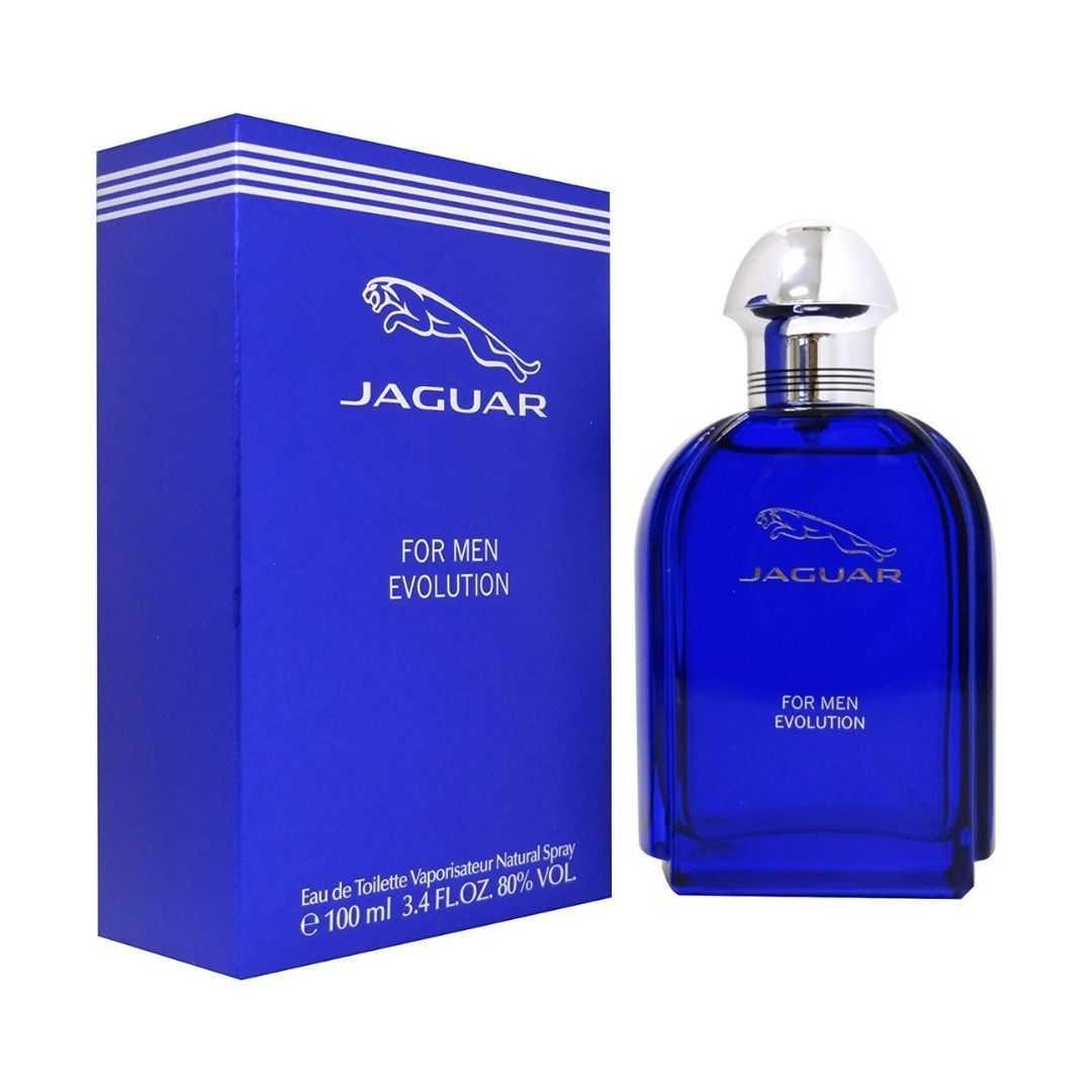 Jaguar For Men Evolution Eau De Toilette 100ML